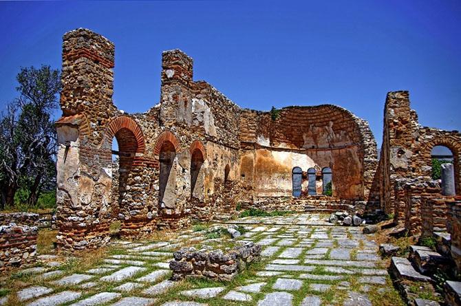 Άγιος Αχίλλειος, Μνημεία & Αξιοθέατα, wondergreece.gr
