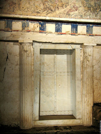 Archaeological Site of Vergina, Archaelogical sites, wondergreece.gr