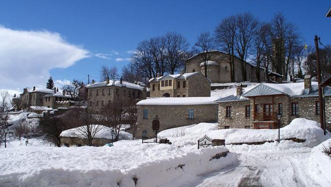Nymfaio, Main cities & villages, wondergreece.gr