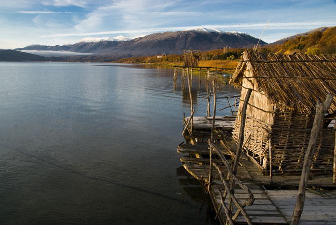 Μικρή & Μεγάλη Πρέσπα, Λίμνες, wondergreece.gr