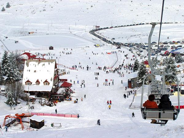 Seli Ski Center , Ski - Snowboard, wondergreece.gr