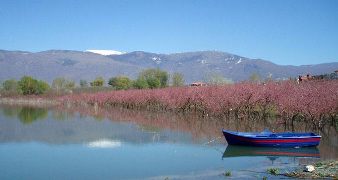 Βεγορίτιδα, Λίμνες, wondergreece.gr