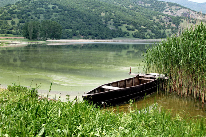 Zazari, Lakes, wondergreece.gr