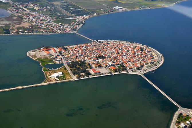 Αιτωλικό, Πόλεις & Χωριά, wondergreece.gr
