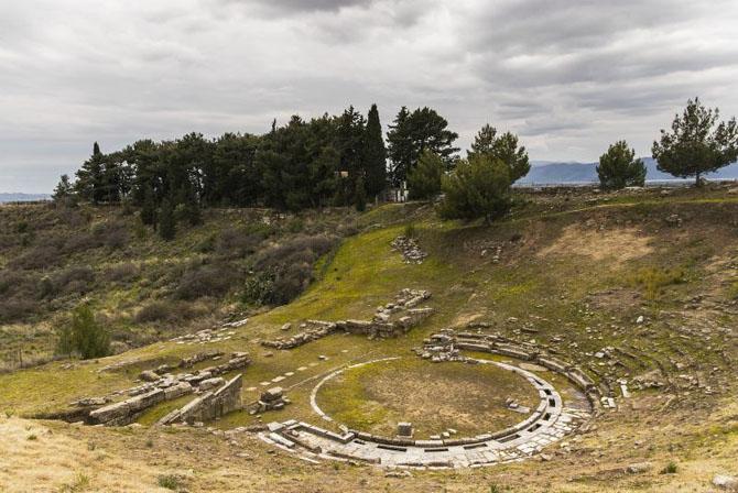 Αρχαιολογικός χώρος Στράτου, Αρχαιολογικοί Χώροι, wondergreece.gr