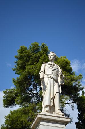 Κήπος Ηρώων στο Μεσολόγγι, Μνημεία & Αξιοθέατα, wondergreece.gr