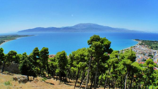 Κάστρο Ναυπάκτου, Κάστρα, wondergreece.gr