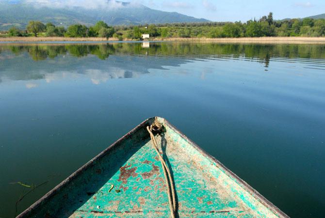 Λυσιμαχία, Λίμνες, wondergreece.gr