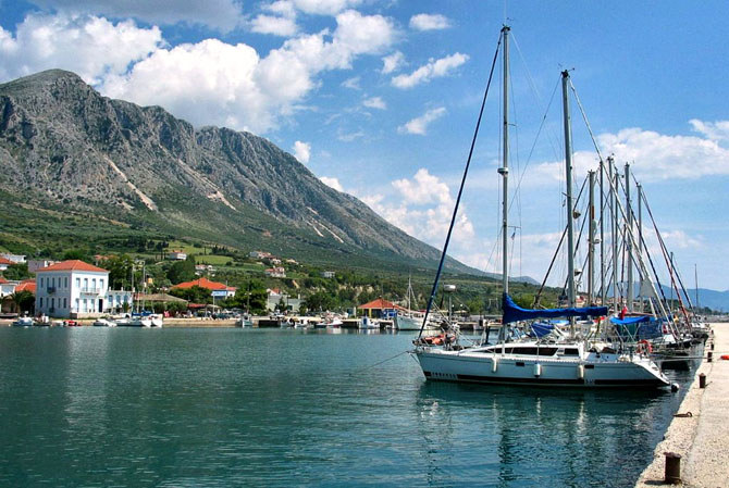 Πάλαιρος, Πόλεις & Χωριά, wondergreece.gr