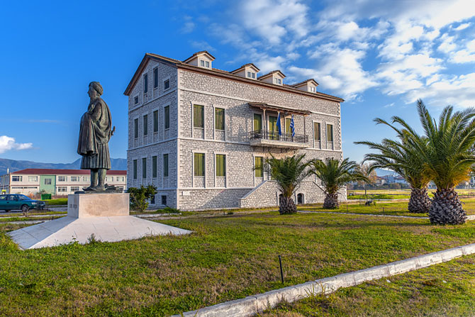 Lord Byron Residence, Museums, wondergreece.gr