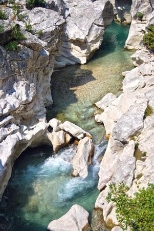 Αχέροντας, Ποτάμια, wondergreece.gr