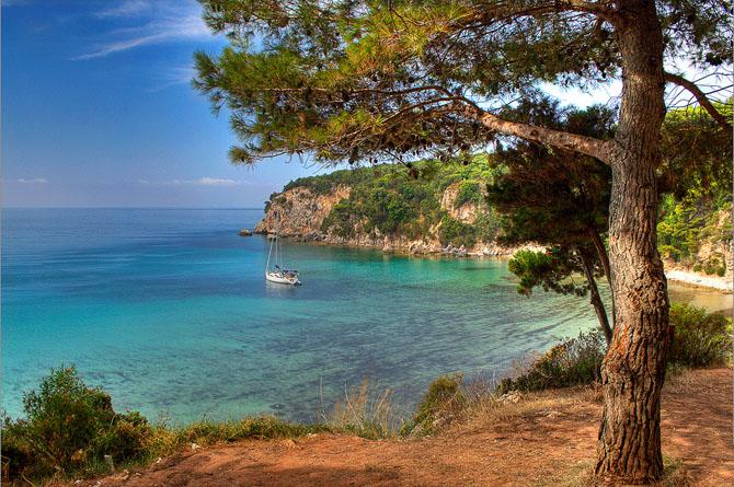 Αλωνάκι, Παραλίες, wondergreece.gr