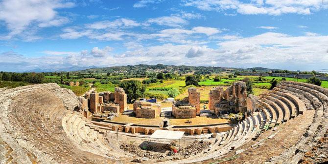 Αρχαία Νικόπολη, Αρχαιολογικοί Χώροι, wondergreece.gr