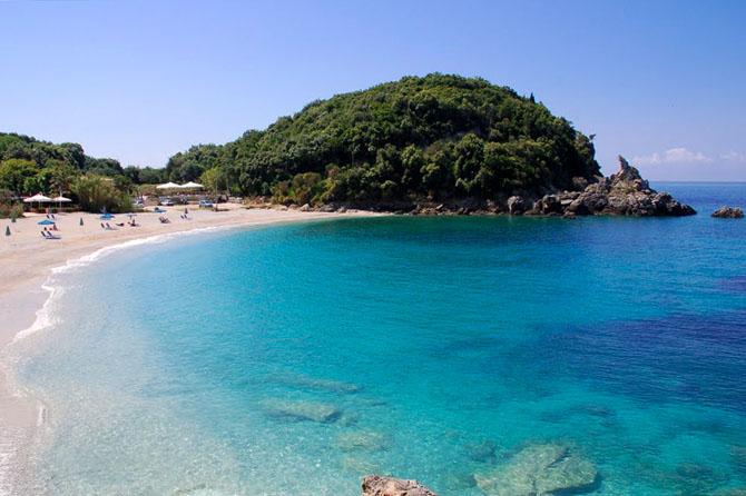 Σαρακίνικο, Παραλίες, wondergreece.gr