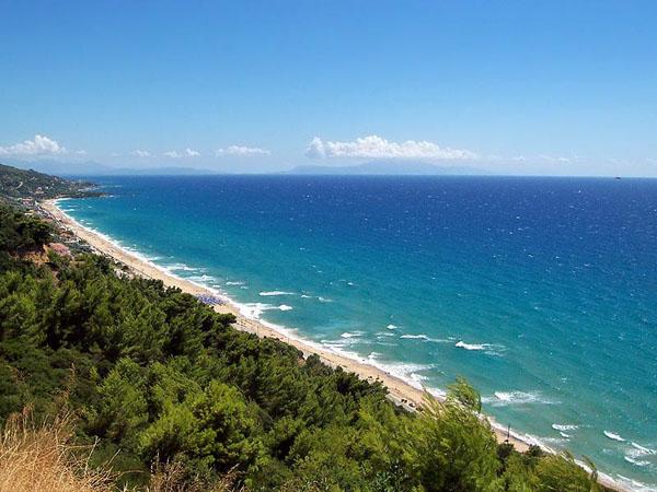 Λούτσα - Βράχος, Παραλίες, wondergreece.gr