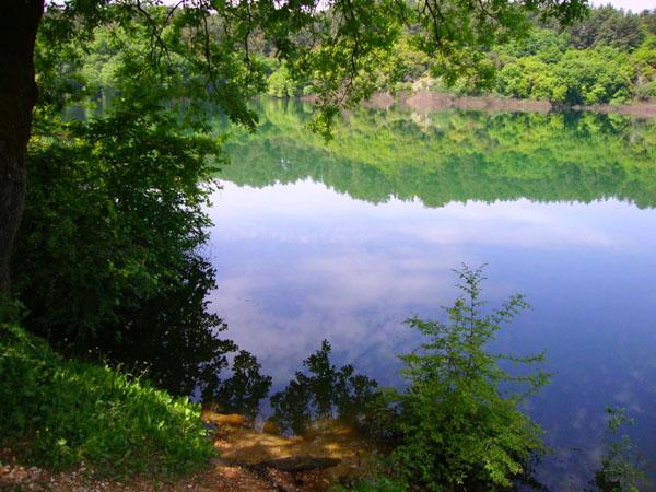 Λίμνη Ζηρού, Λίμνες, wondergreece.gr