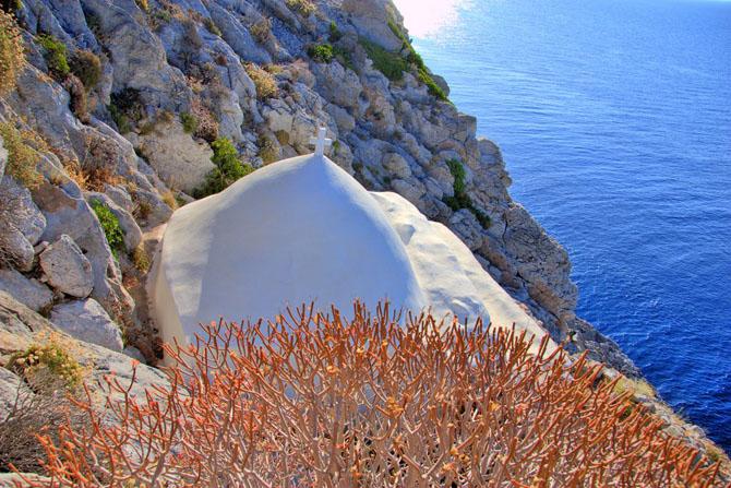 Άγιος Γεώργιος, Εκκλησίες & Μοναστήρια, wondergreece.gr