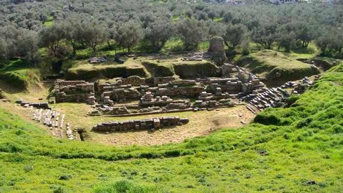Αρχαία Σπάρτη, Αρχαιολογικοί Χώροι, wondergreece.gr