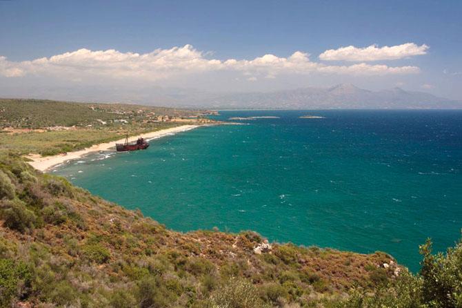 Γλυφάδα (Βαλτάκι), Παραλίες, wondergreece.gr