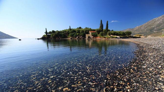 Κότρωνας, Παραλίες, wondergreece.gr