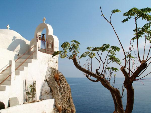 Αγία Ειρήνη, Εκκλησίες & Μοναστήρια, wondergreece.gr