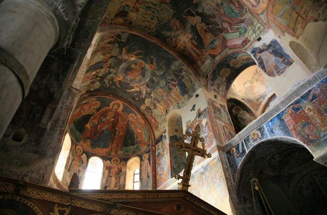 Παντάνασσα, Εκκλησίες & Μοναστήρια, wondergreece.gr