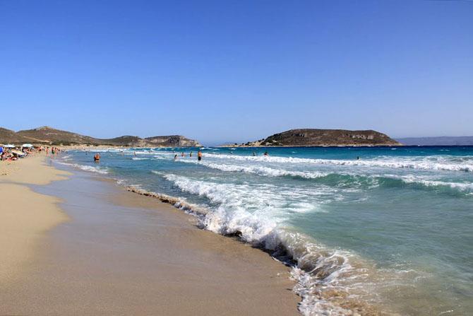 Σίμος, Παραλίες, wondergreece.gr