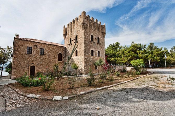 Πύργος Τζανετάκη, Μνημεία & Αξιοθέατα, wondergreece.gr
