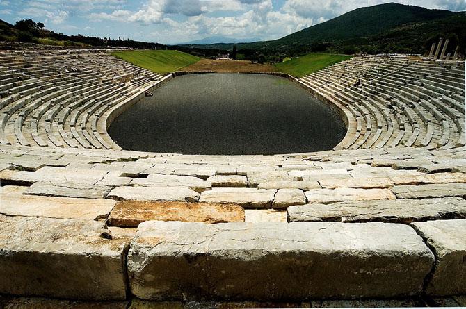 Αρχαία Μεσσήνη, Αρχαιολογικοί Χώροι, wondergreece.gr