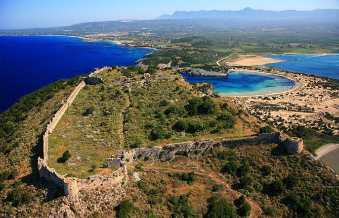 Παλαιόκαστρο, Κάστρα, wondergreece.gr