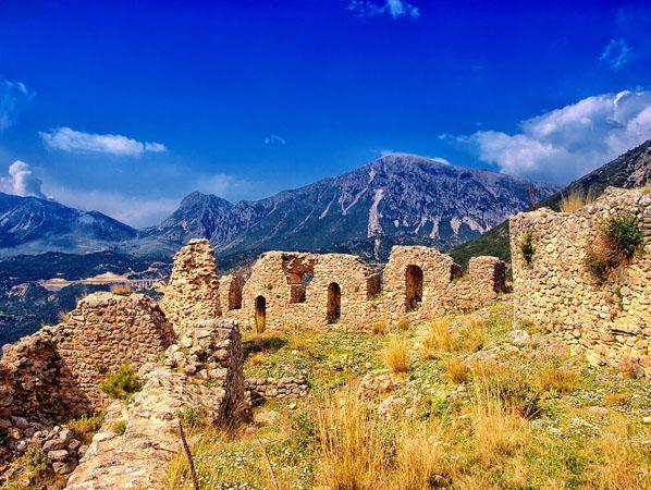 Κάστρο Αγίου Δονάτου, Κάστρα, wondergreece.gr
