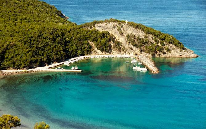 Αρίλλας, Παραλίες, wondergreece.gr