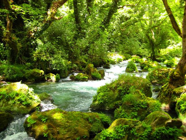 Καλαμάς, Ποτάμια, wondergreece.gr