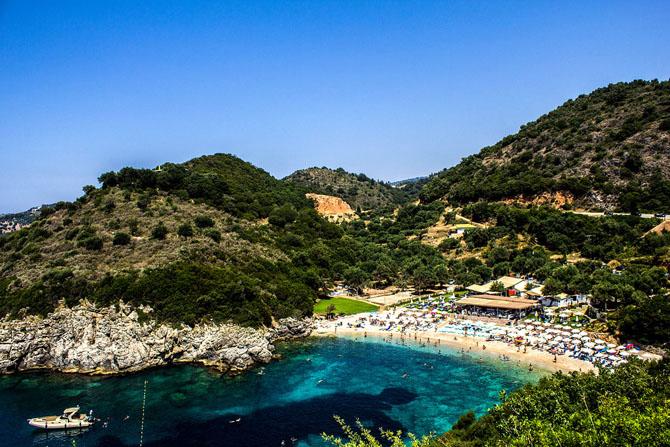 Μικρή Άμμος, Παραλίες, wondergreece.gr