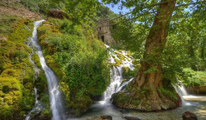 Νερόμυλος Σουλίου, Μνημεία & Αξιοθέατα, wondergreece.gr