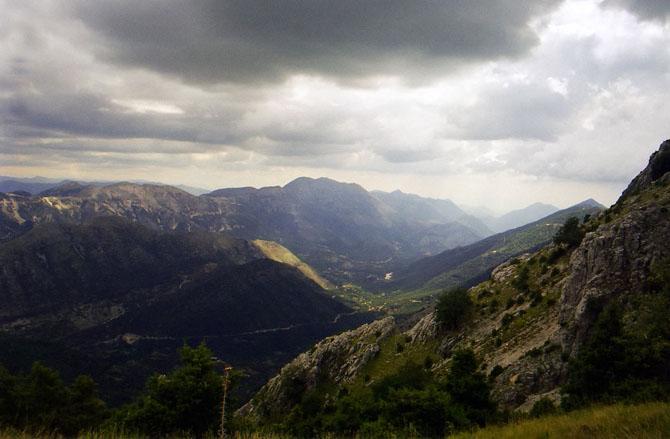 Όρη Σουλίου, Βουνά, wondergreece.gr