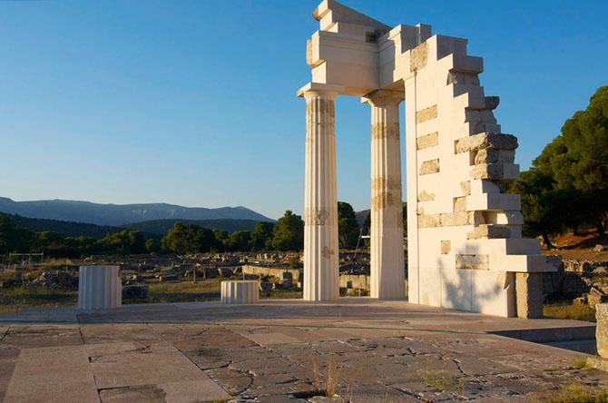 Αρχαιολογικός Χώρος Επιδαύρου, Αρχαιολογικοί Χώροι, wondergreece.gr