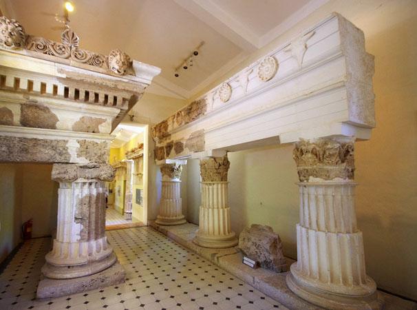 Αρχαιολογικό Μουσείο Επιδαύρου, Μουσεία, wondergreece.gr