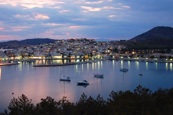 Ερμιόνη, Πόλεις & Χωριά, wondergreece.gr