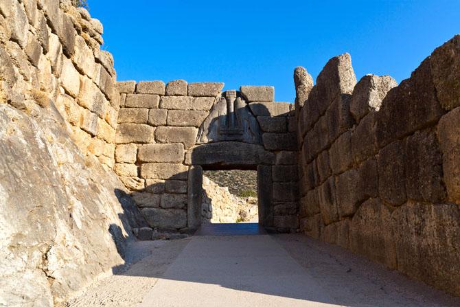 Αρχαιολογικός Χώρος Μυκηνών, Αρχαιολογικοί Χώροι, wondergreece.gr