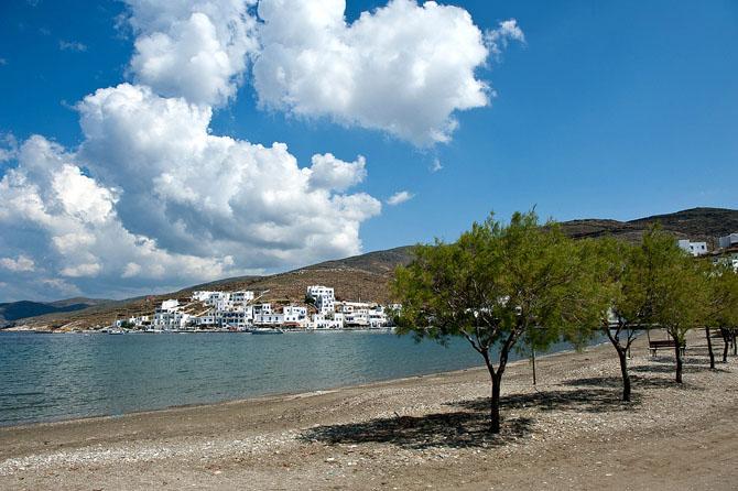 Πάνορμος, Πόλεις & Χωριά, wondergreece.gr