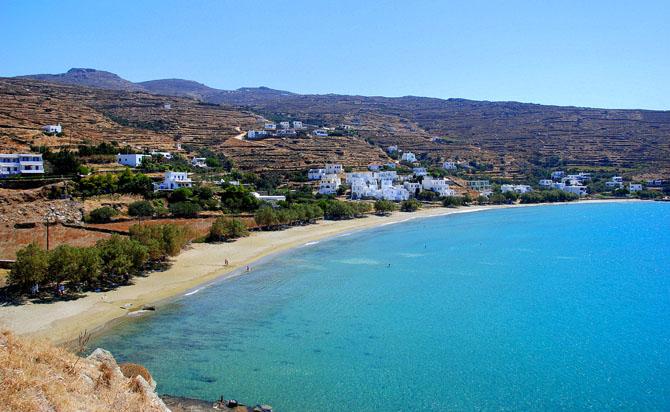 Άγιος Ρωμανός, Παραλίες, wondergreece.gr