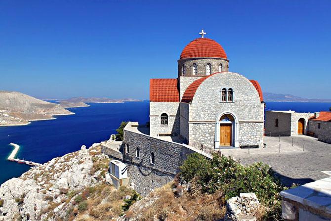 Agios Savvas, Churches & Monasteries, wondergreece.gr