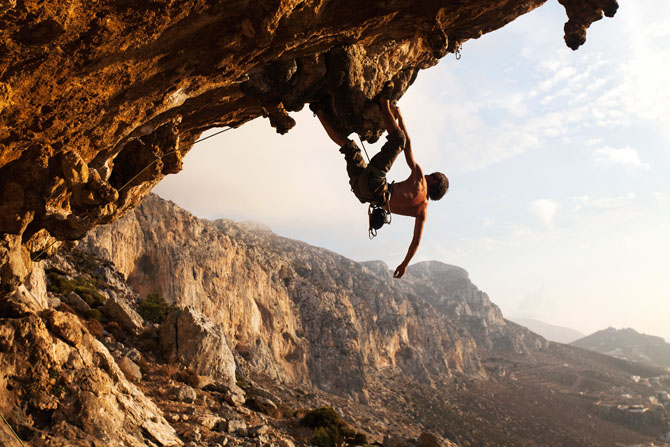 Climbing area of Kalymnos, Climbing, wondergreece.gr
