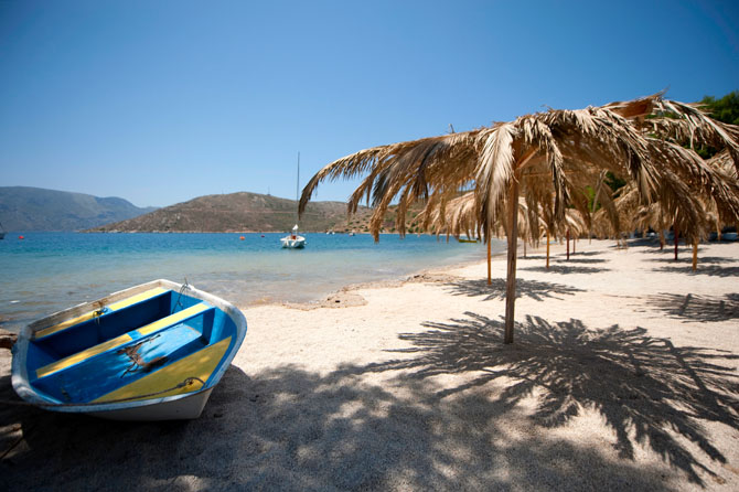 Eborios, Beaches, wondergreece.gr