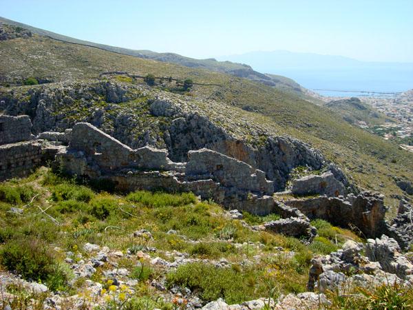 Chora Castle, Castles, wondergreece.gr