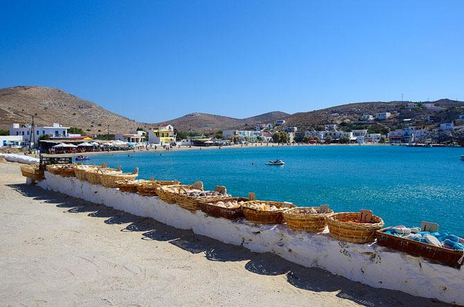 Pserimos, Main cities & villages, wondergreece.gr