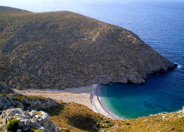 Sykati, Beaches, wondergreece.gr