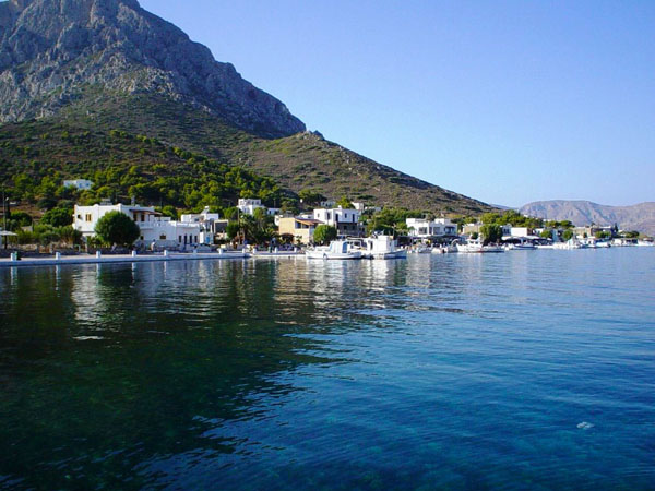 Telendos, Main cities & villages, wondergreece.gr