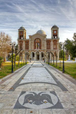 Agios Konstandinos, Churches & Monasteries, wondergreece.gr